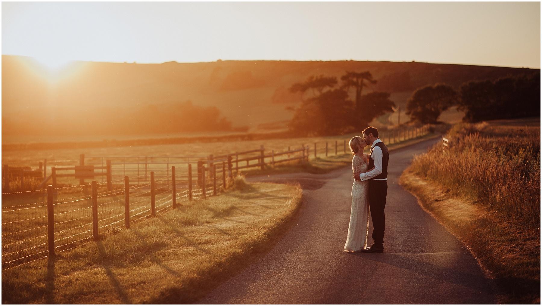 Dorset wedding photographer at Smedmore House