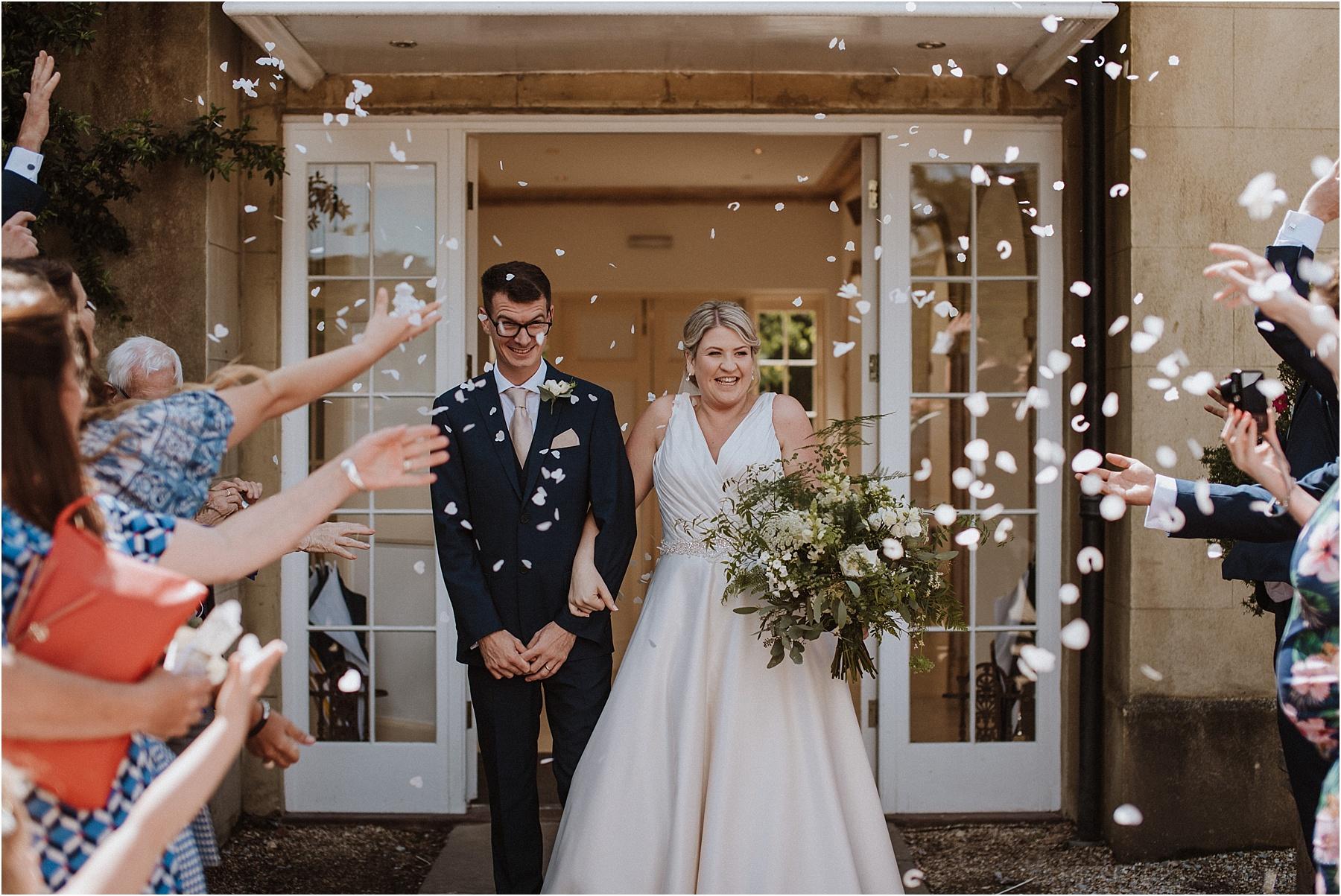 Wedding at Northbrook Park in Surrey