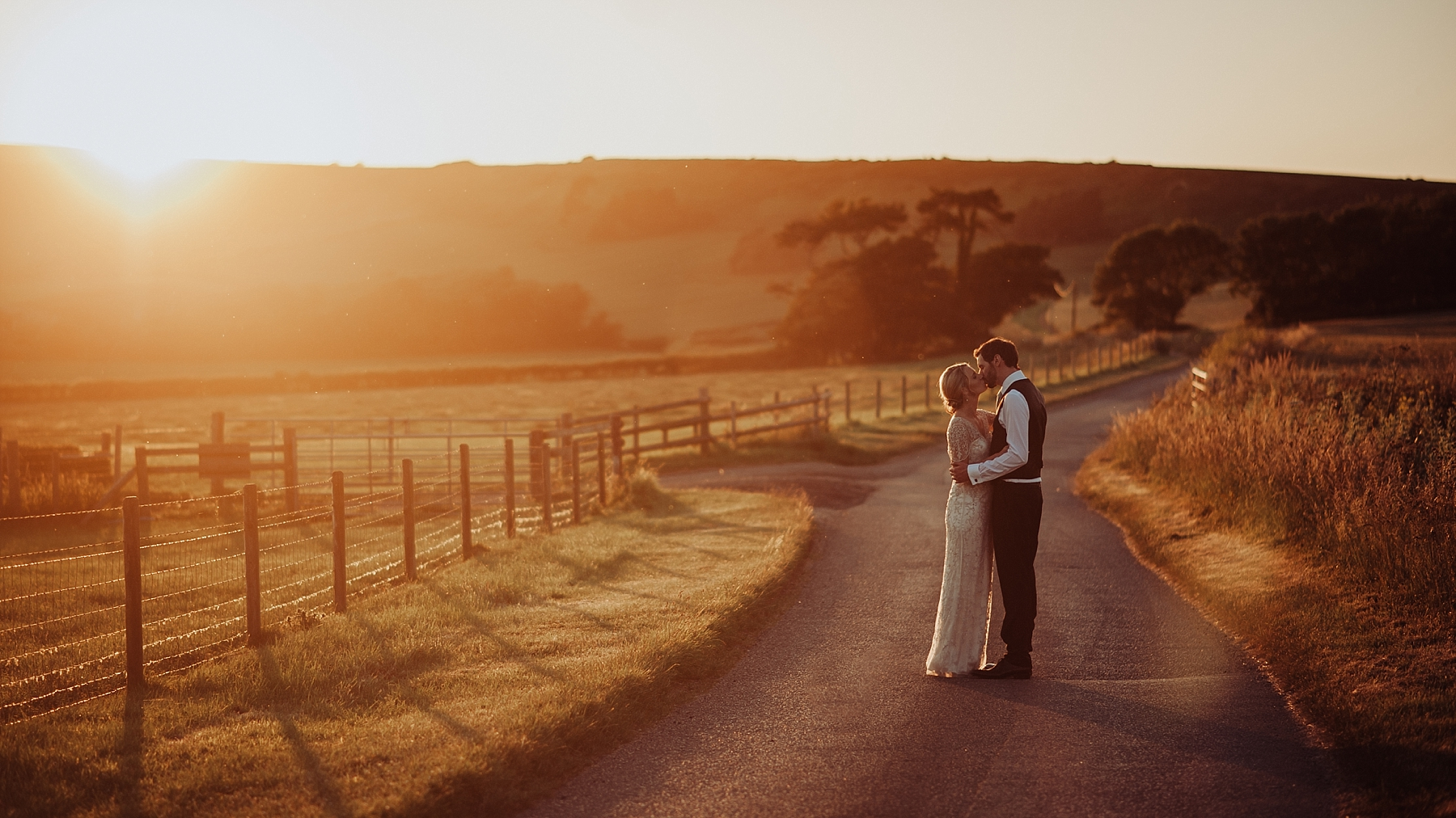 wedding at smedmore house in dorset