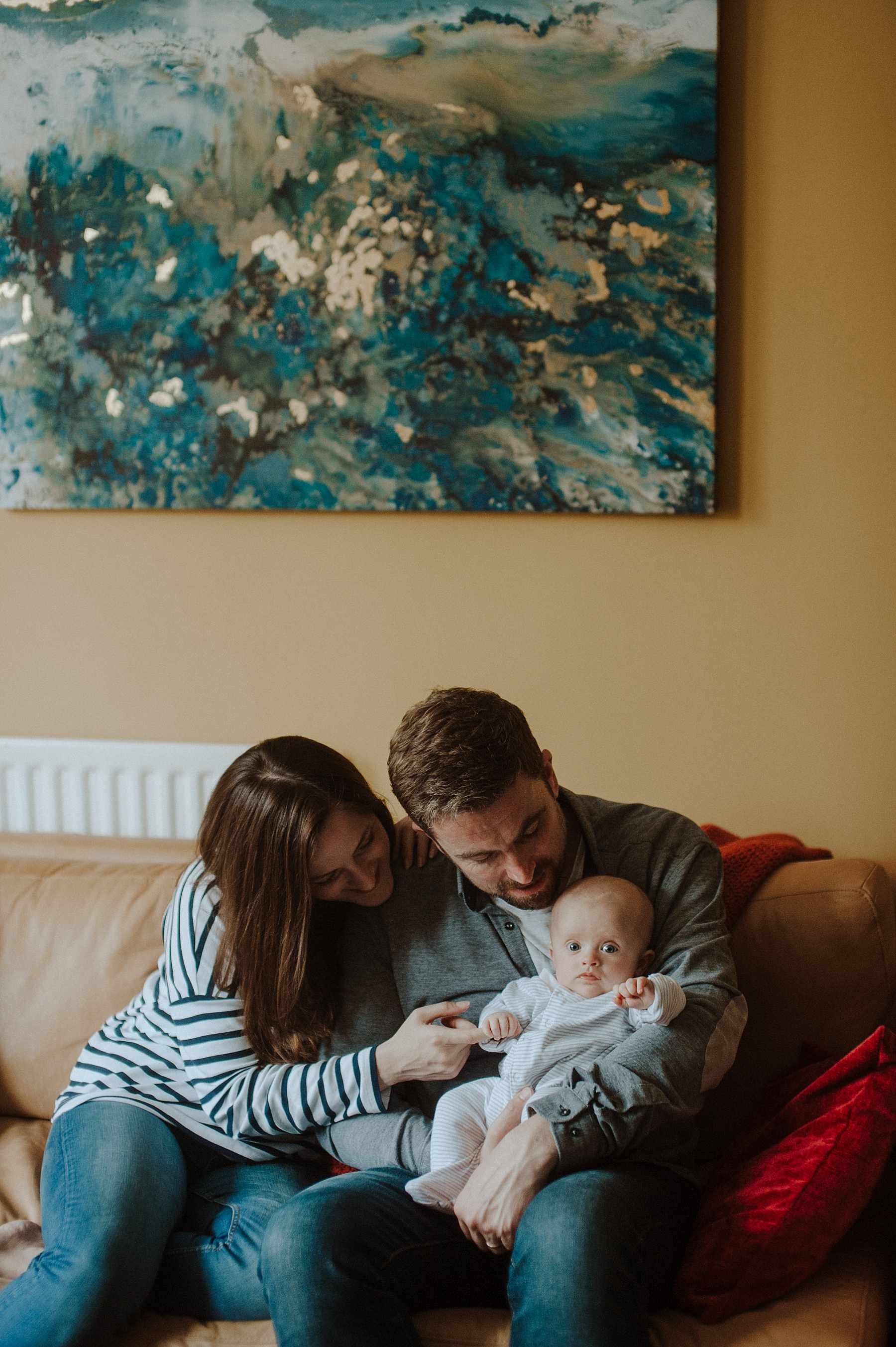 natural newborn photographer london