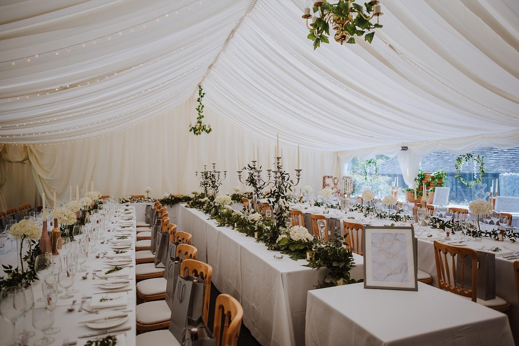 marquee wedding venue in kent