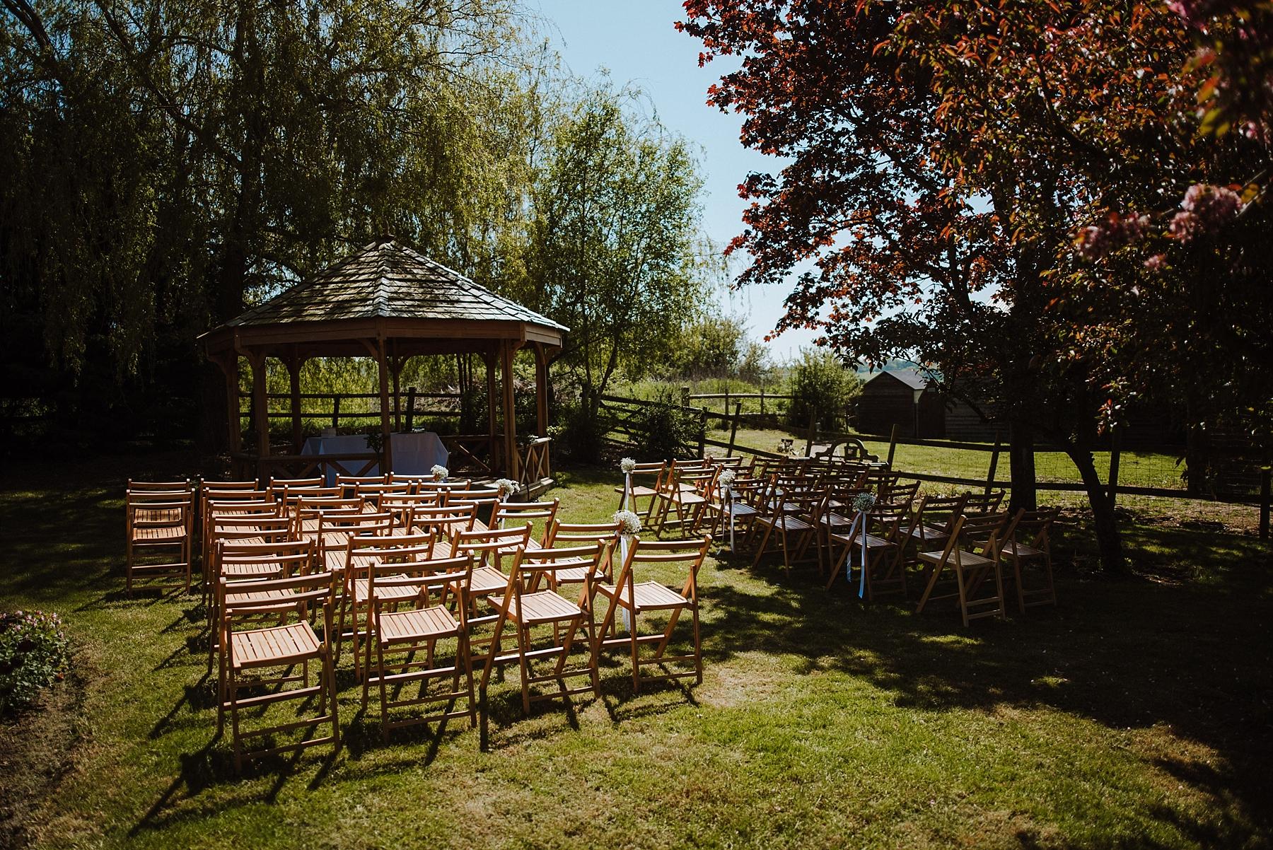 outdoor ceremonies in kent