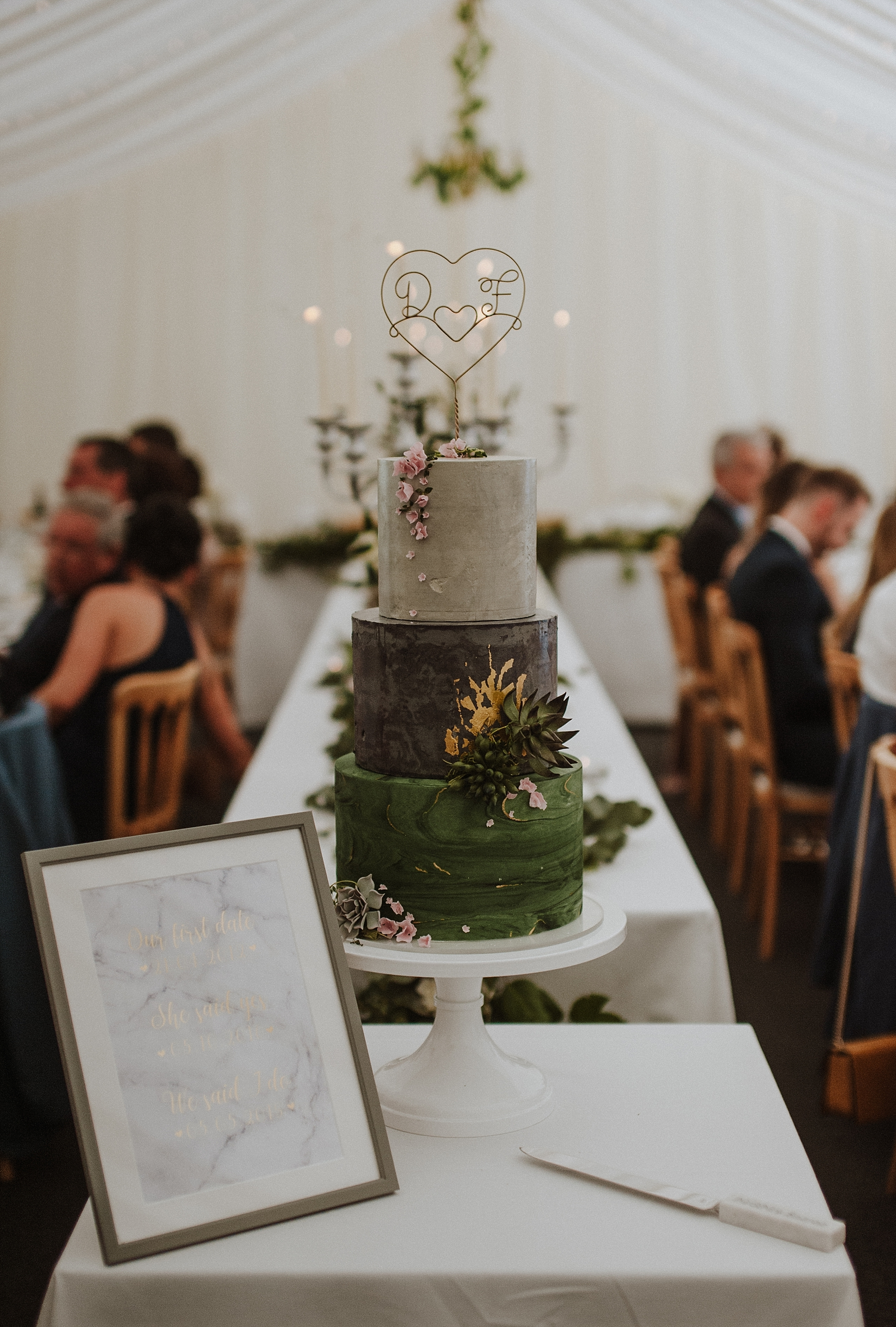 wedding cake makers in kent