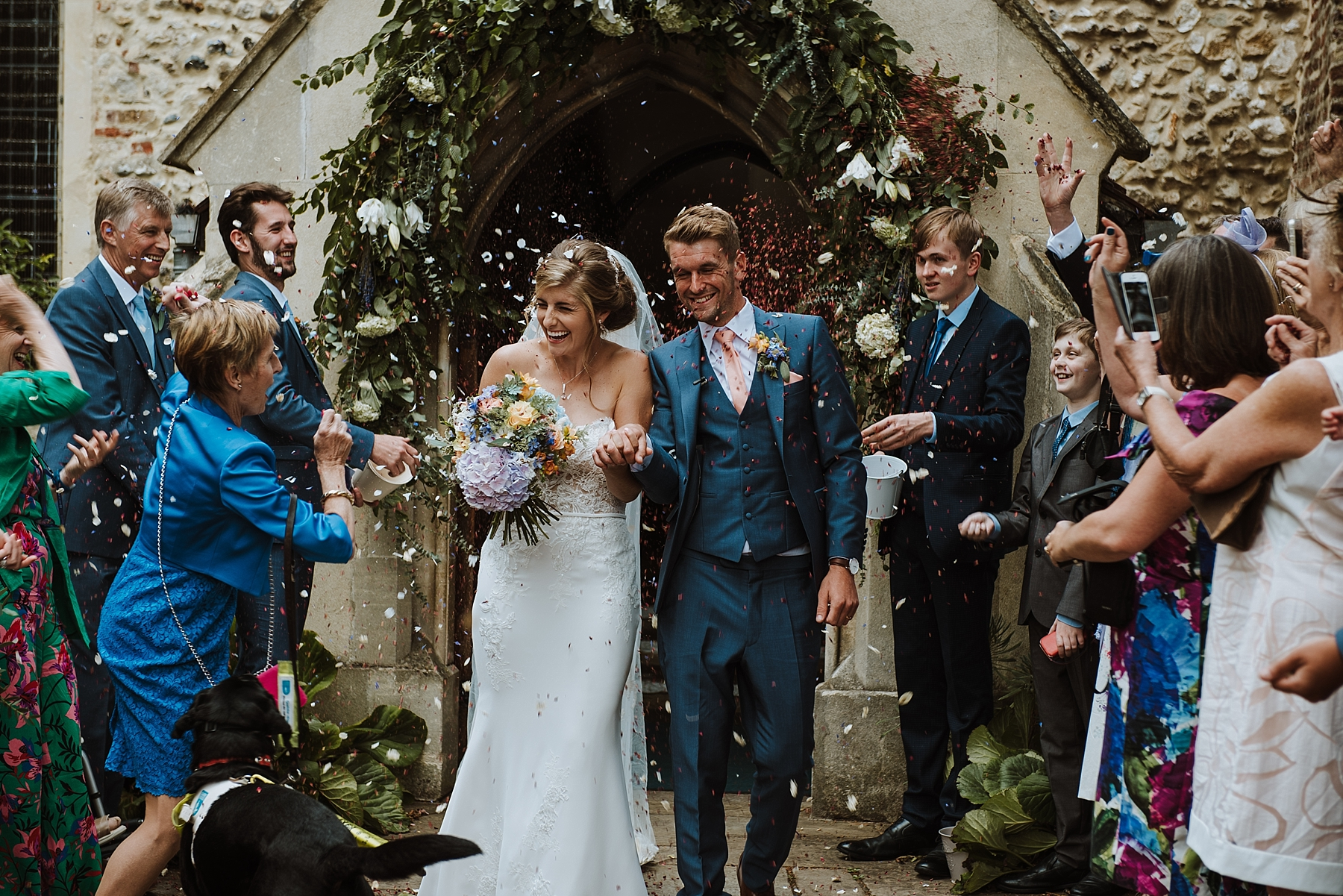 The Bingham Hotel Wedding