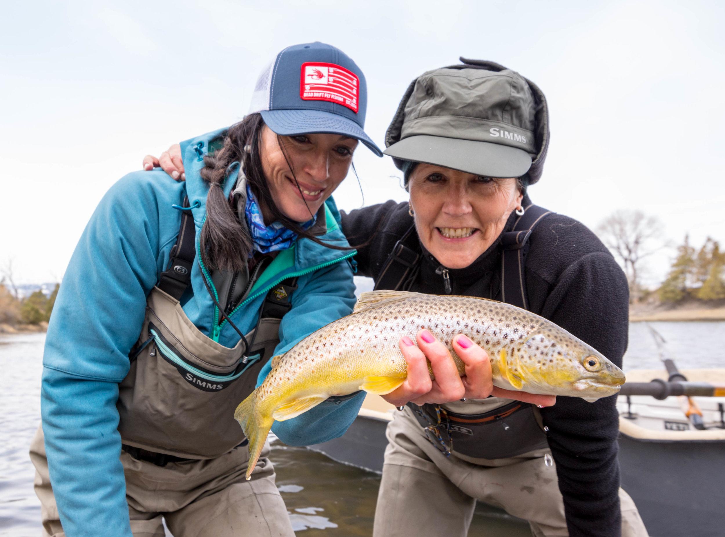 Kelly Harrison Fly Fishing
