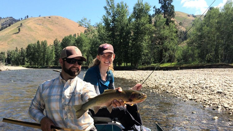 Cutthroat Trout in Montana