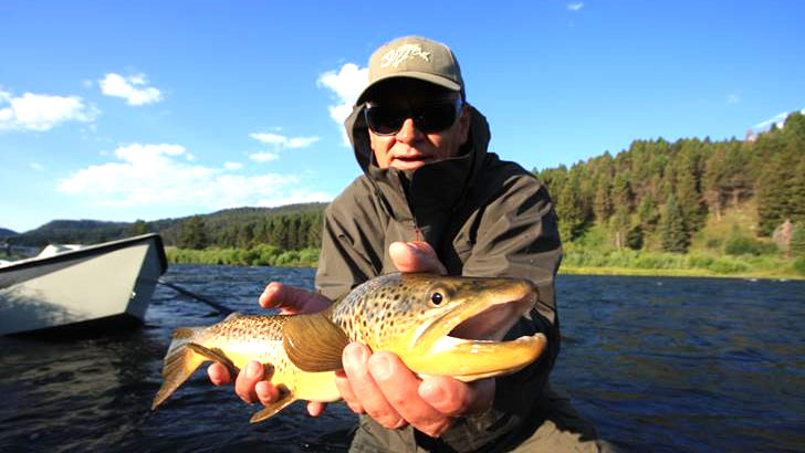 Yellowstone River Fly Fishing