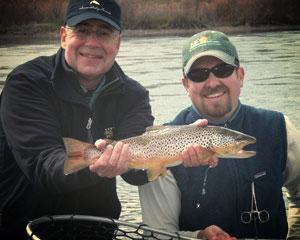 Garrett Munson, Fly Fishing