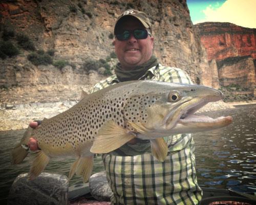 Ryan Kitts, Fly Fishing