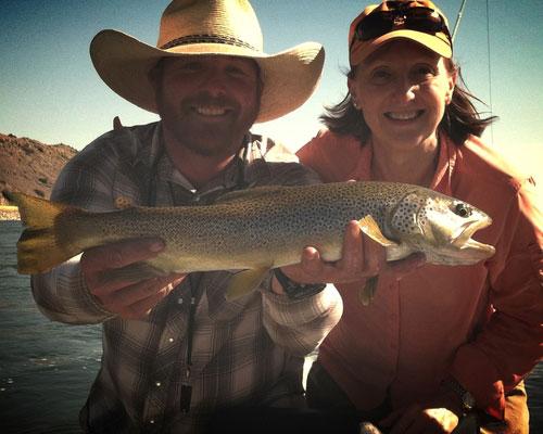 Craig Boyd, Fly Fishing