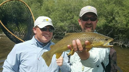 Guided Fishing Trips by Montana Fishing Outfitters