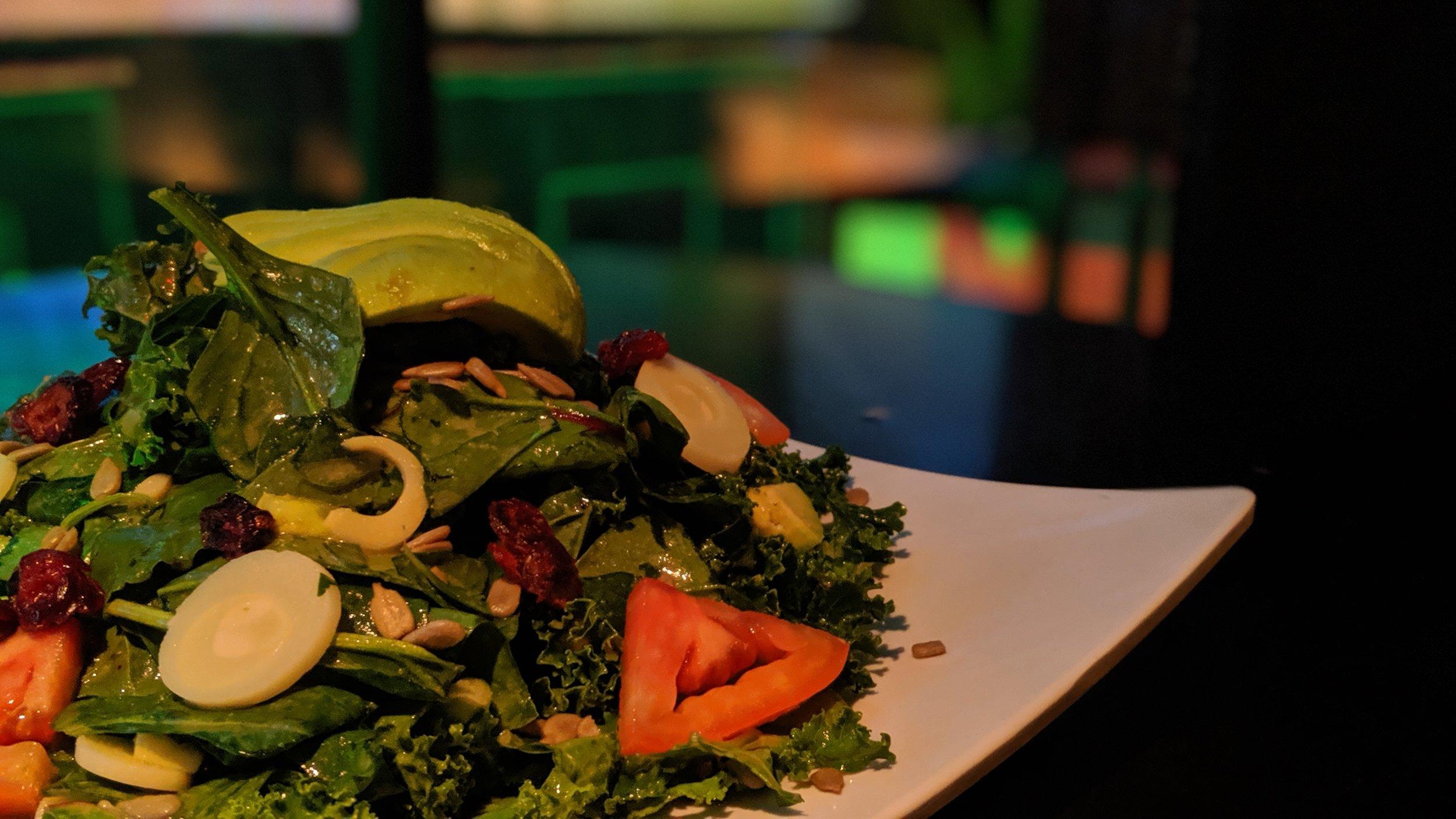 Khaleesi's Kale Salad