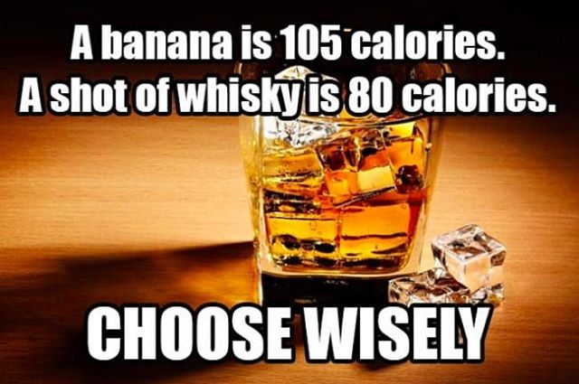 You decide... #justsaying #whiskeywednesday