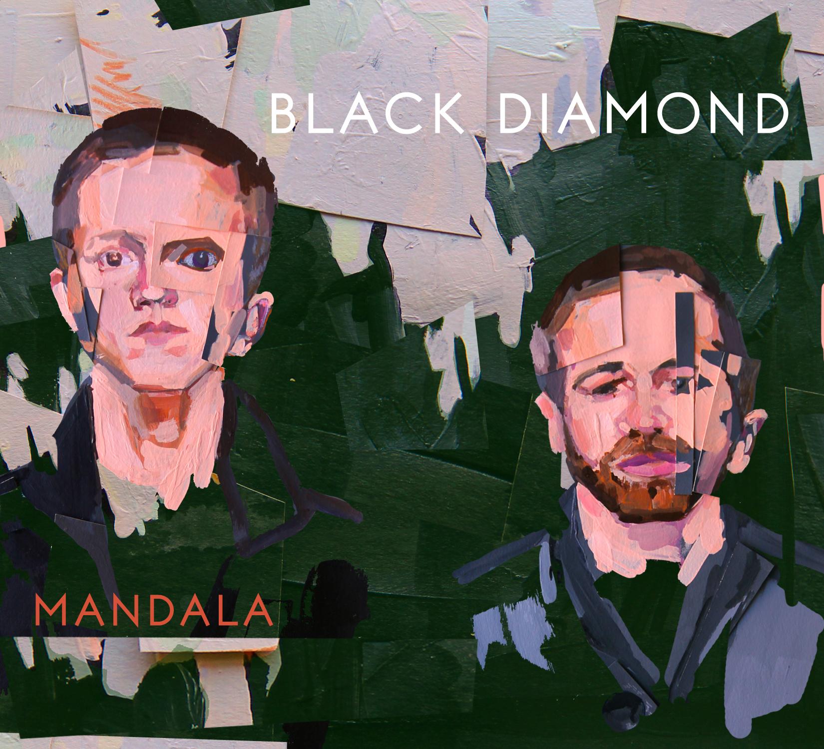 """Mandala"" (Shifting Paradigm).                                          Album art and design by Marine Tempels"