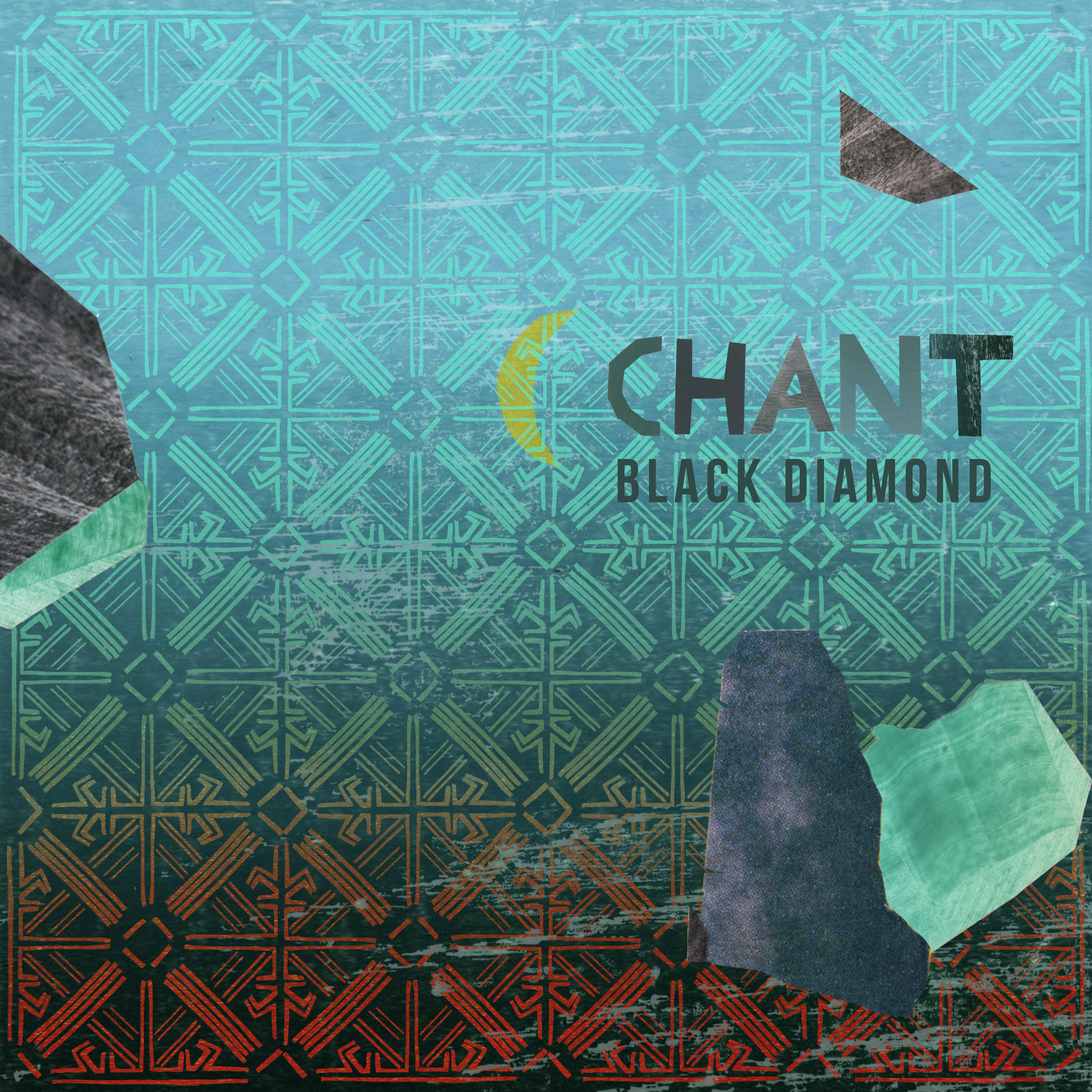 """Chant"" (Shifting Paradigm).                                          Album art and design by Marine Tempels"