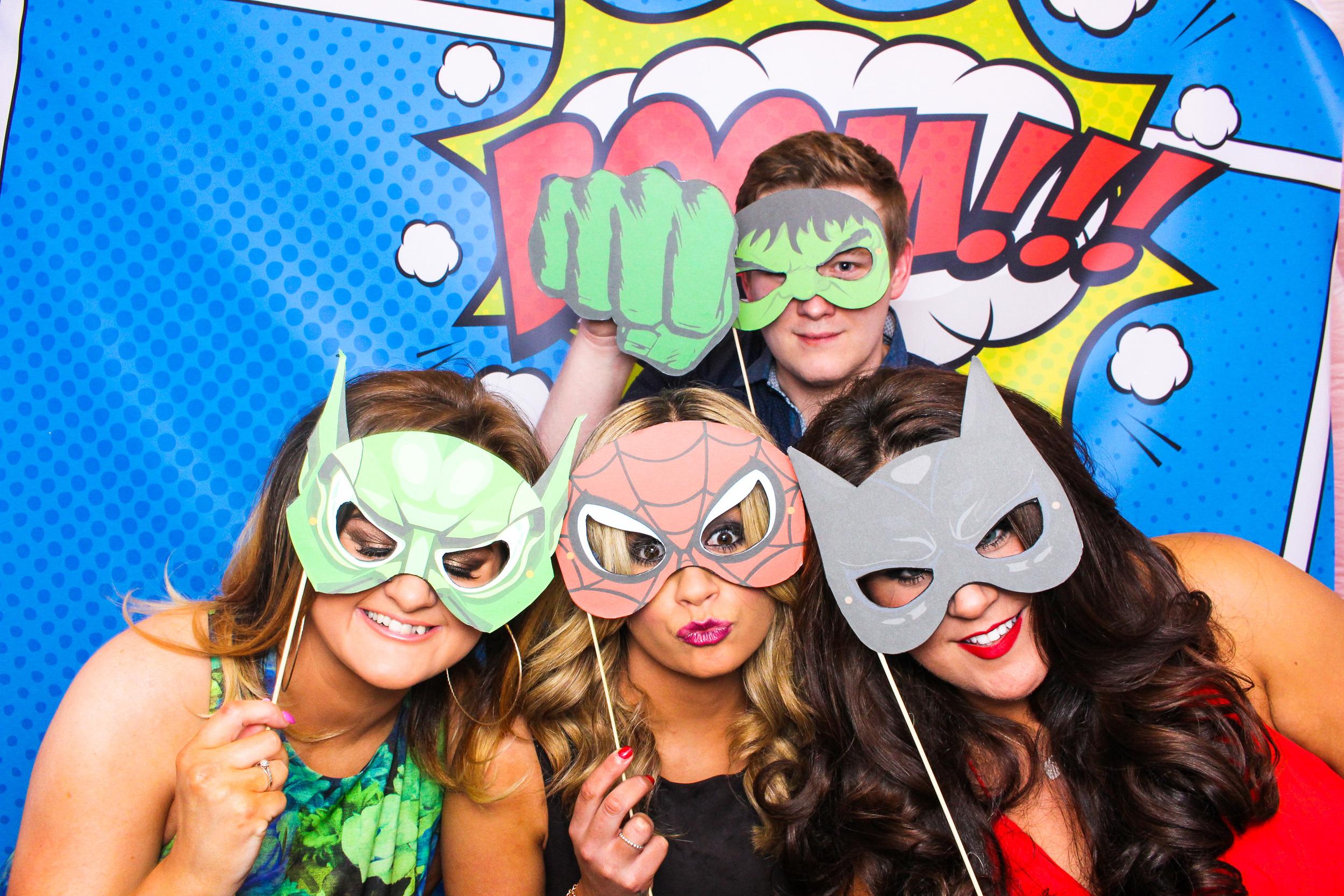 Super Heroes Awards - 02/10/2015