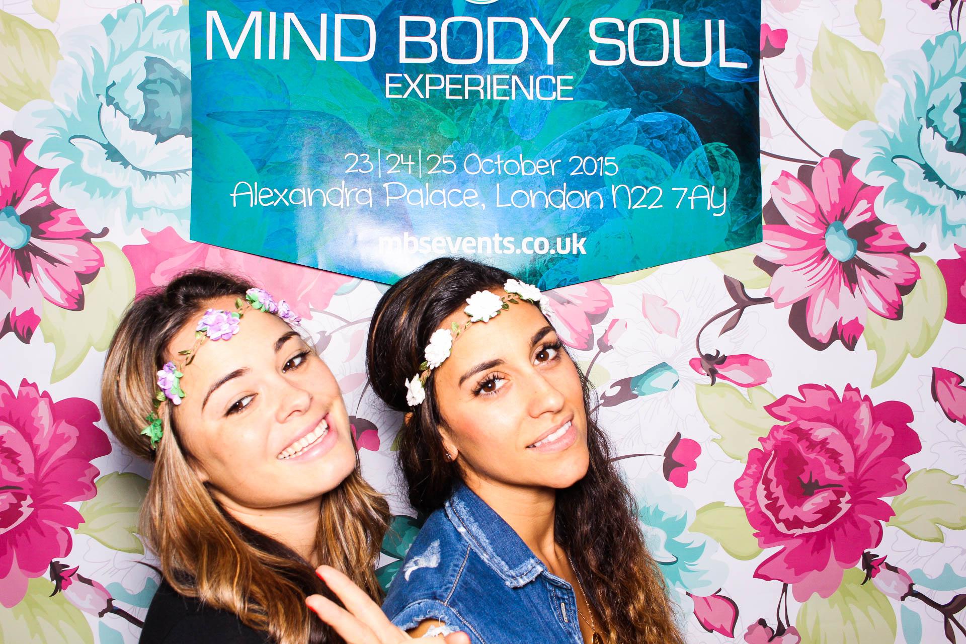 Mind Body Soul Exhibition - 23/10/2015
