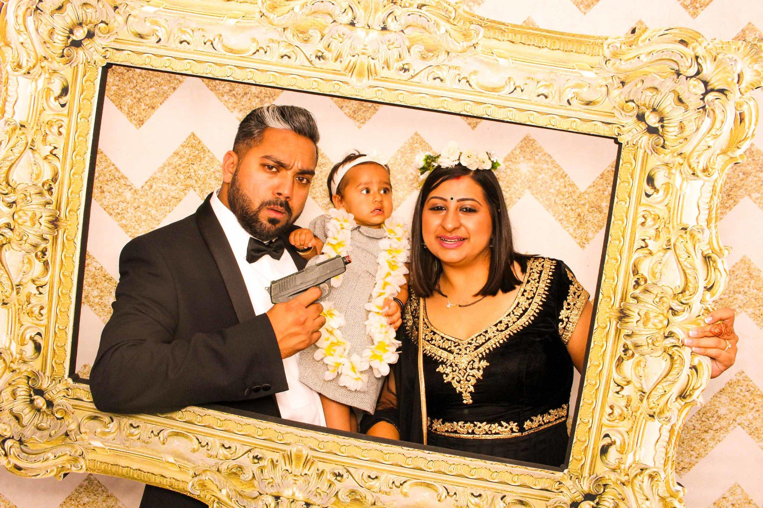 Shyam weds Aneesha