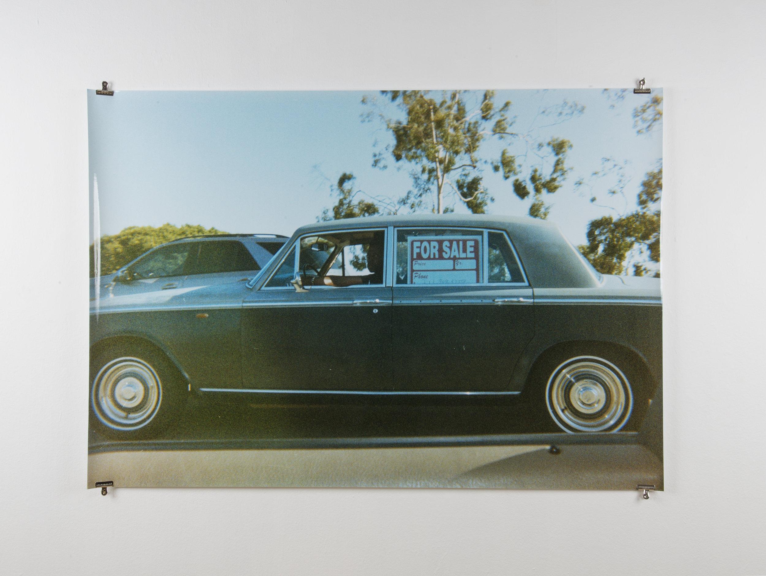 Money-Pit , 68in x 50in, Chromogenic Print.