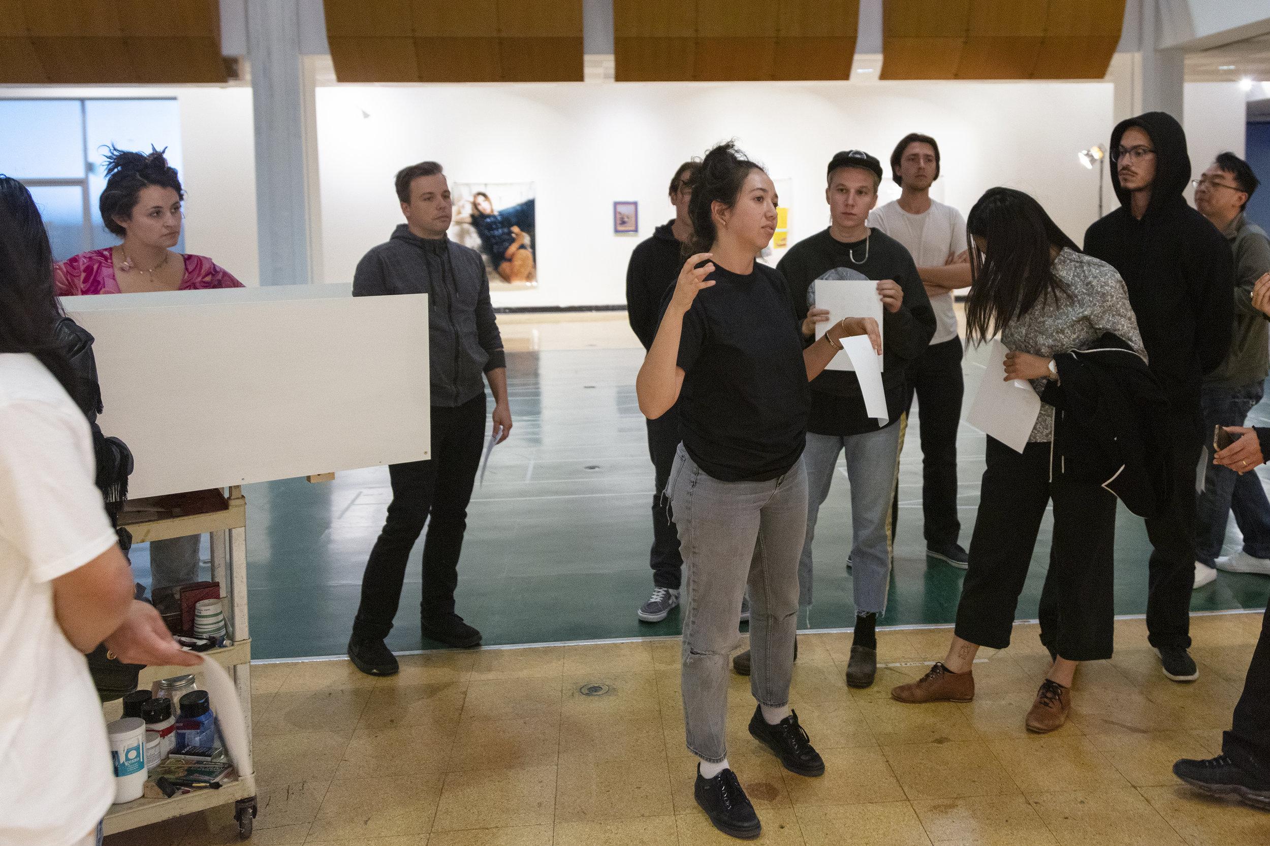 Romi Maletz   Exhibition Walk-Through.
