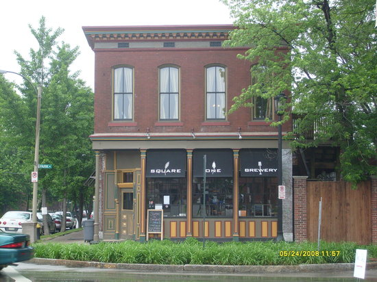 Square One Brewery Lafayette Square