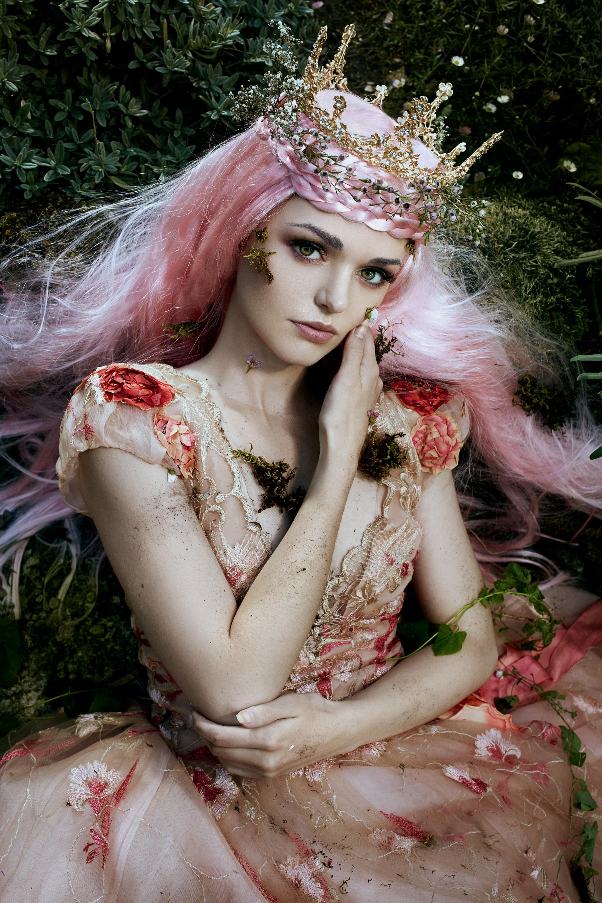 Bella_Kotak_Profoto_Canon_Fairytale_Fantasy_Photography_Portrait_Portraiture_Flowers_FLoral_Queen_Princess_Disney_Fashion_Editorial_A1_Lighting_Pink_Hair_Magical_Ethereal_Solstice_Retouch_1.jpg