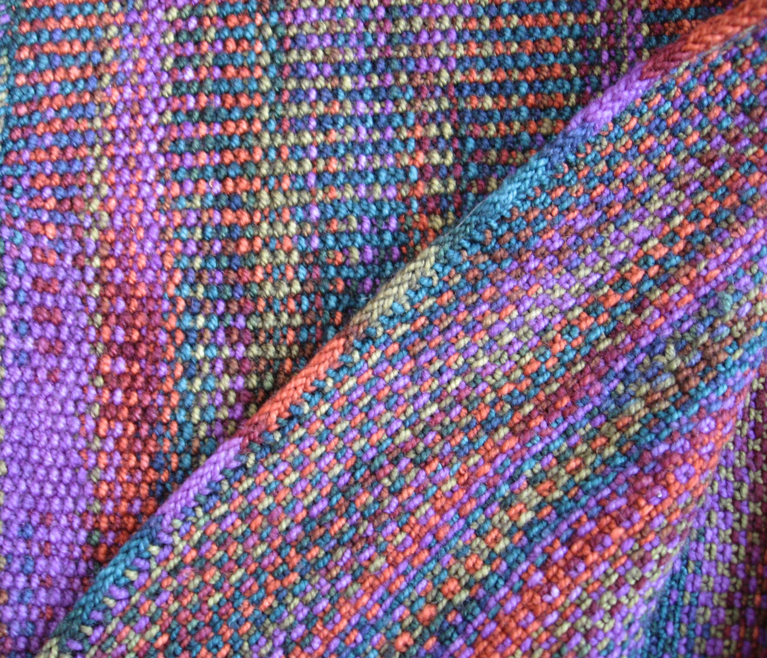 Linen Stitch Jacket