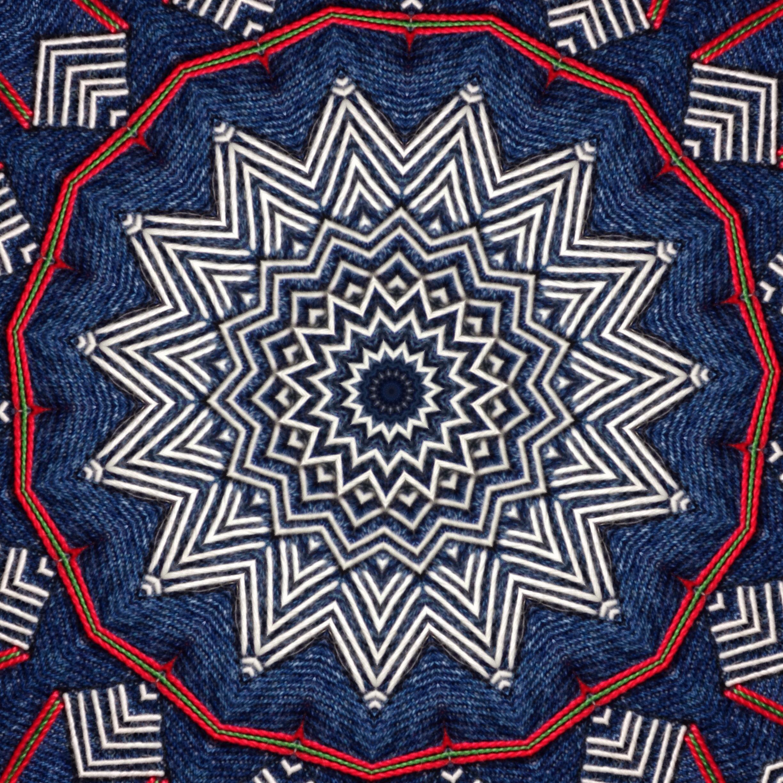 Made on Monday #17, kaleidoscoped