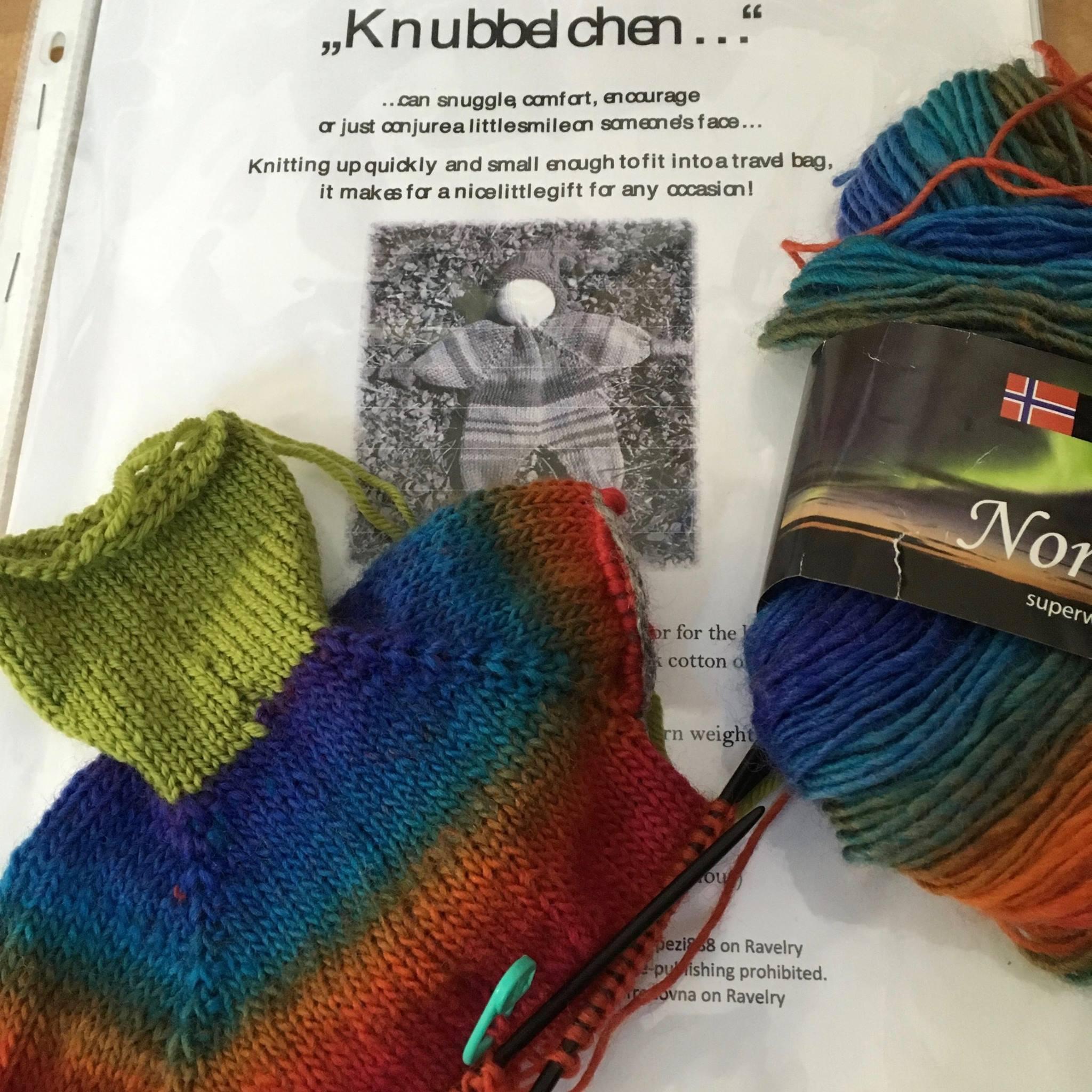 Let the Christmas knitting begin!