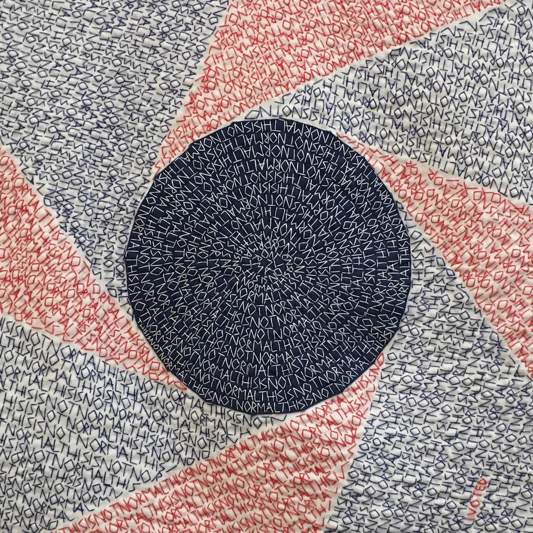 Center, detail