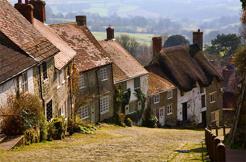 Luxury Holiday Cottages in Dorset - Three Little Pigs