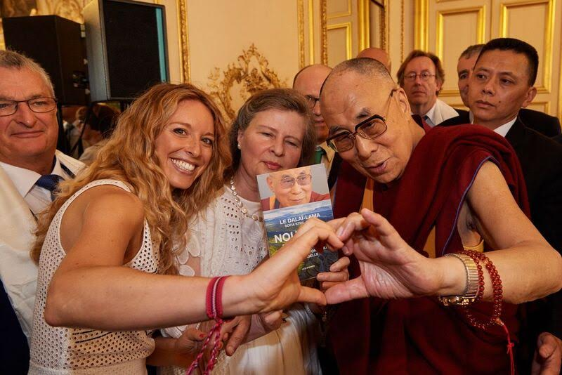 his holiness the dalai-lama