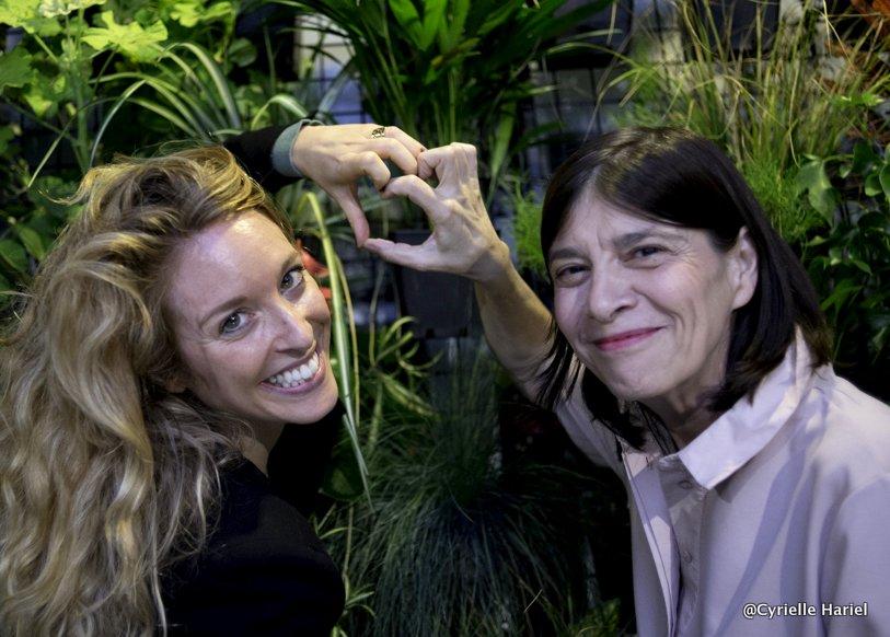 Pénélope Komites, Adjointe à la Maire de @paris chargée des Espaces Verts Nature Biodiversité et Affaires funéraires