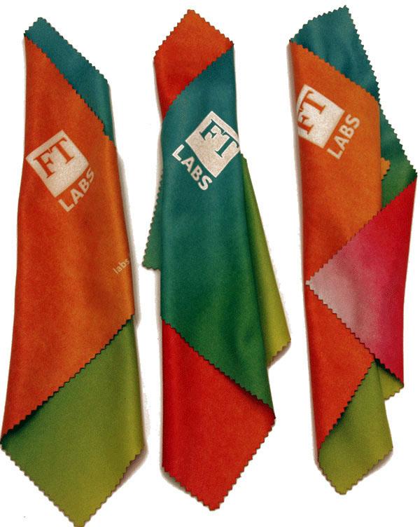 FT Labs microfiber cloths