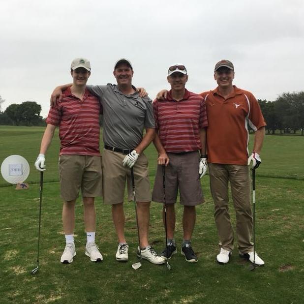 2017 Golf Scramble Foursome