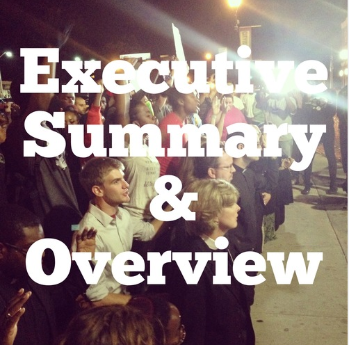 Executive Summary and Overview