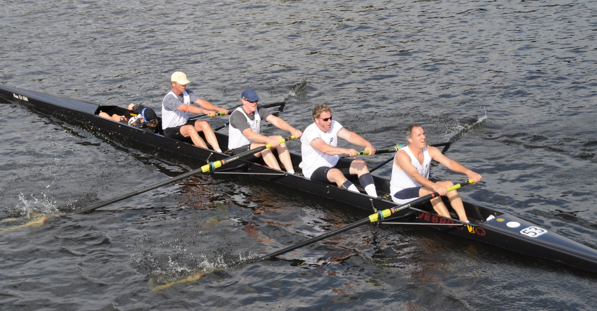 2014 Head of the Charles Men's 4+