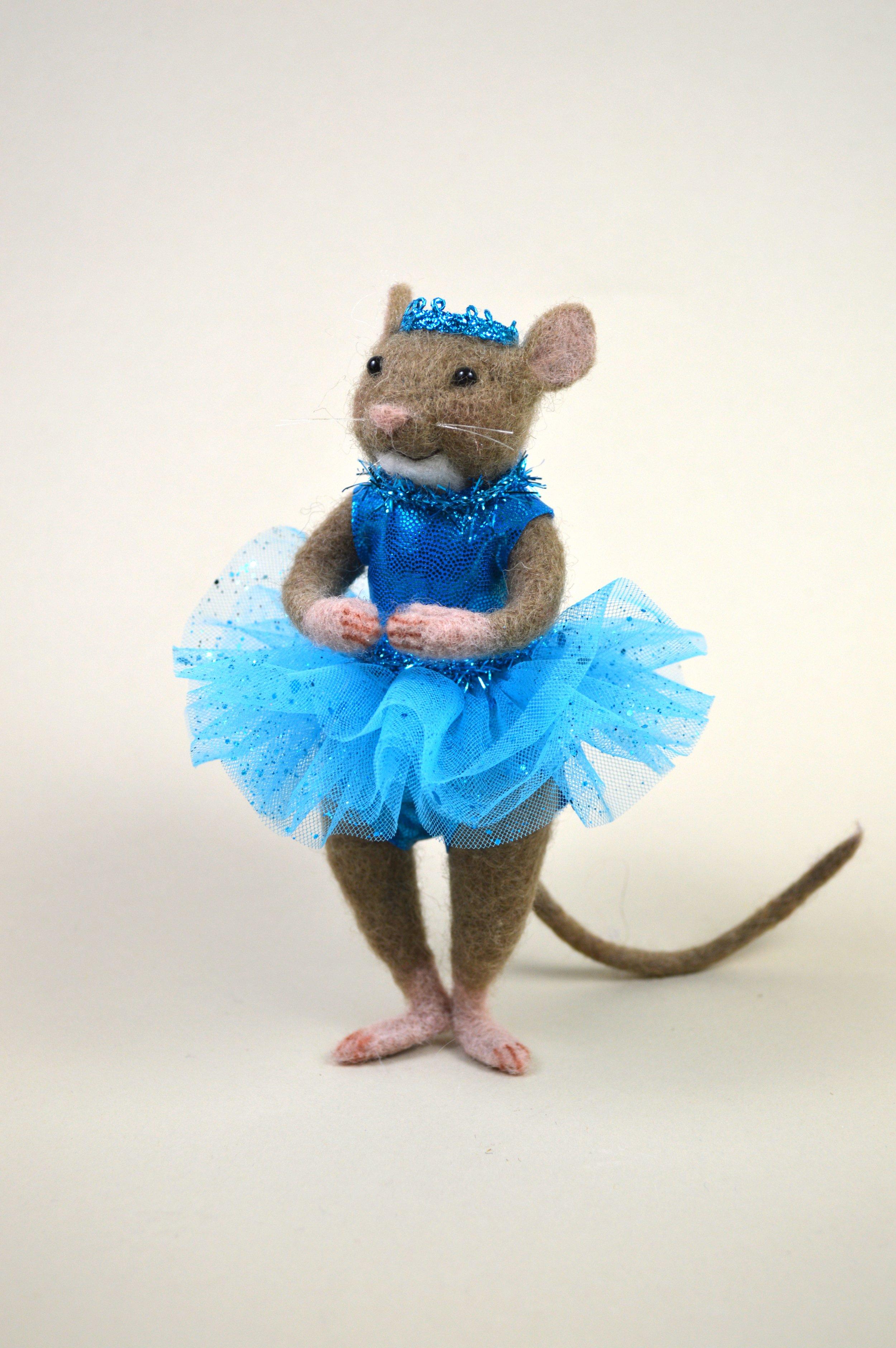 Francesca, the Dancing Mouse