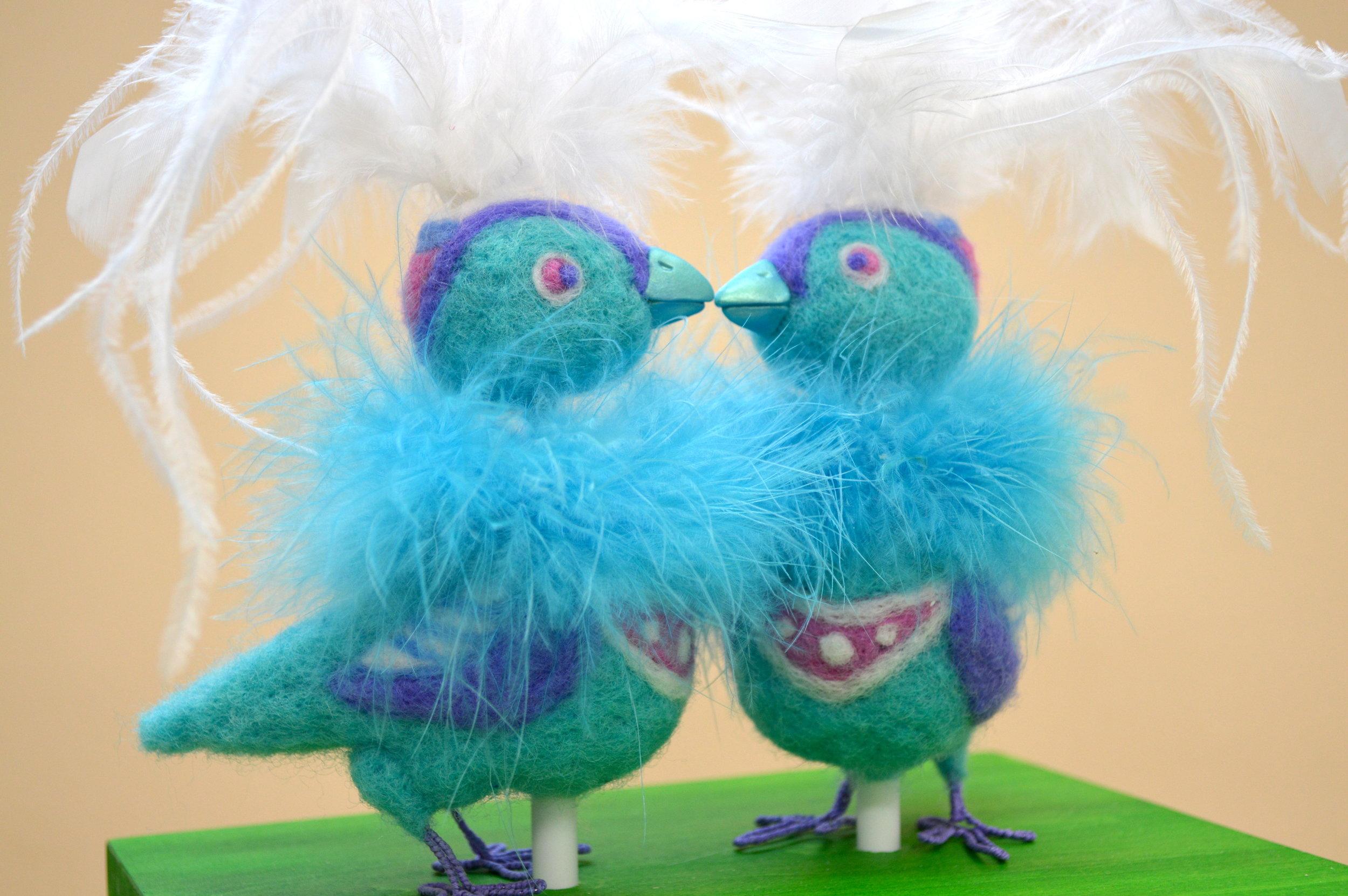 Kissing Lovebirds Close-Up.JPG