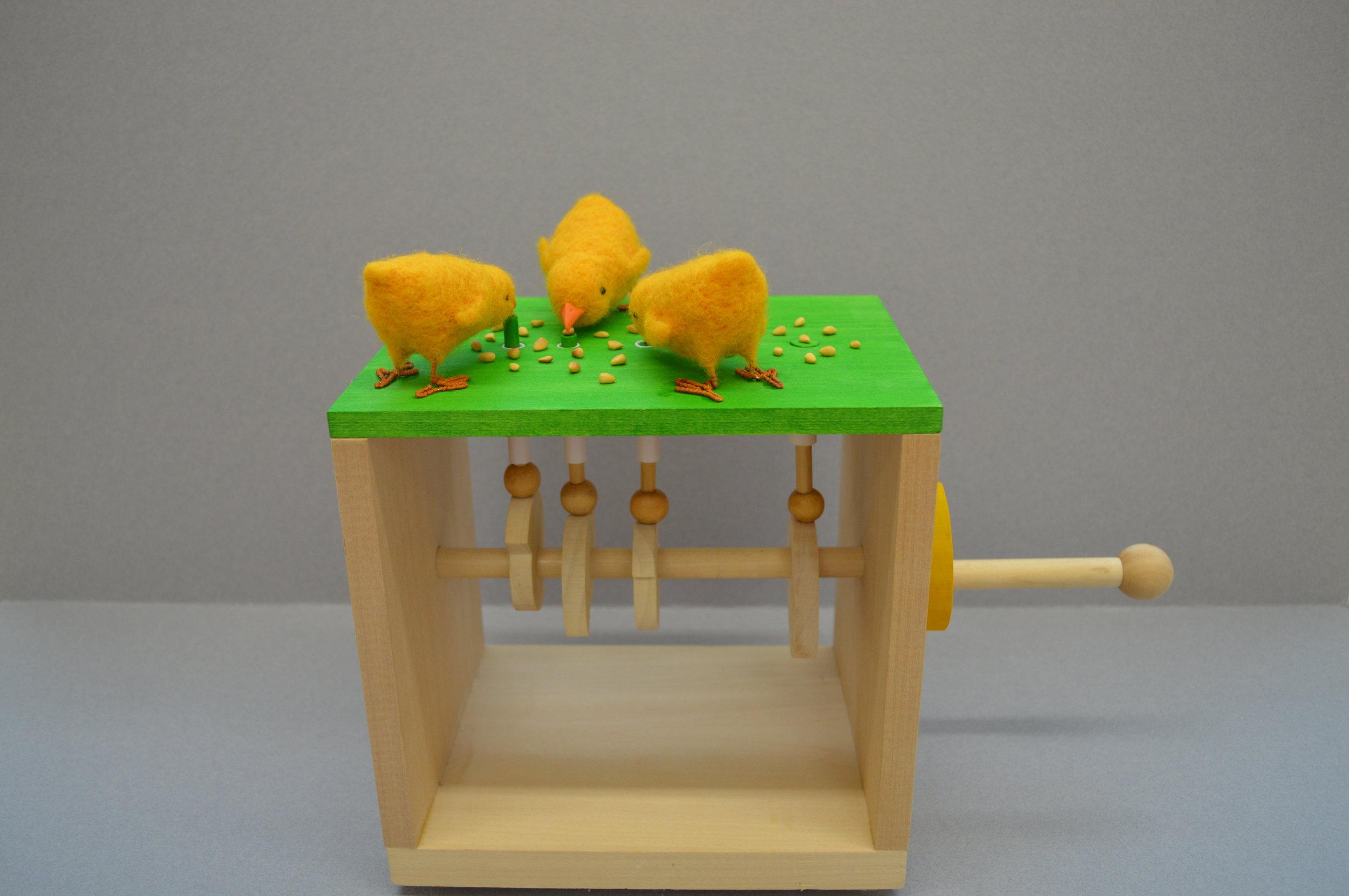 Spring Chicks Automaton.JPG