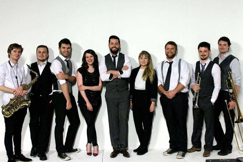 The Jabronis are a well-oiled 9-piece machine, with plenty of colour and charisma to boot...