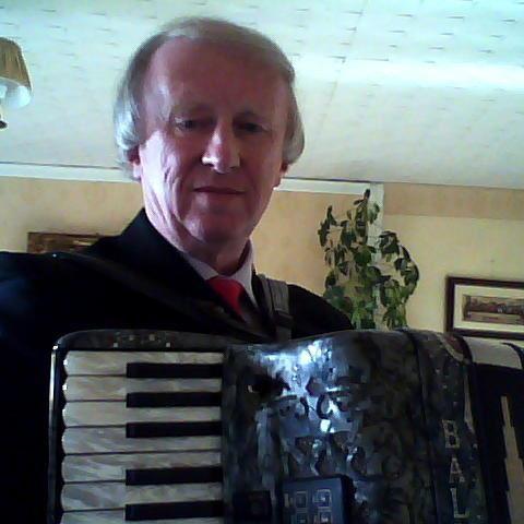 Musician Oliver Buckley