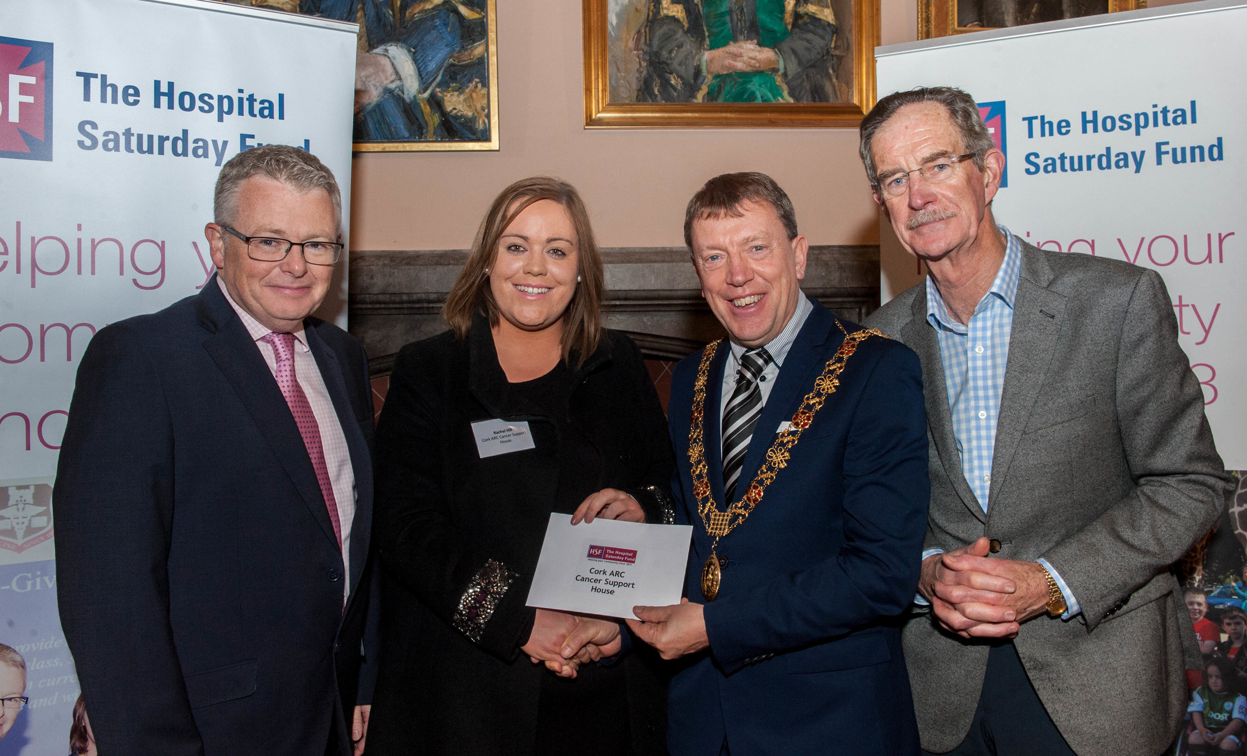 Presentation to Cork ARC Cancer Support House