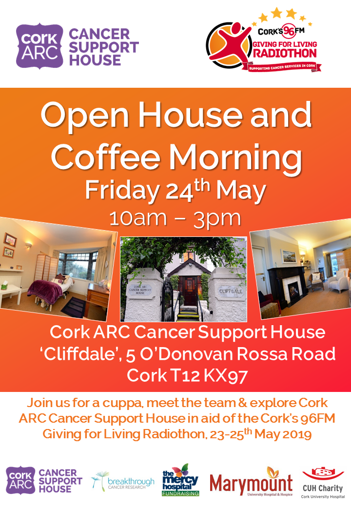 Cliffdale 2019 Radiothon Coffee Morning Poster.png