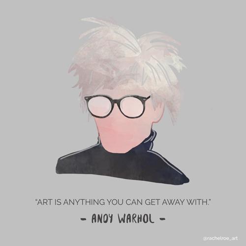 Warhol Illustration