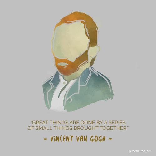 Van Gogh Illustration