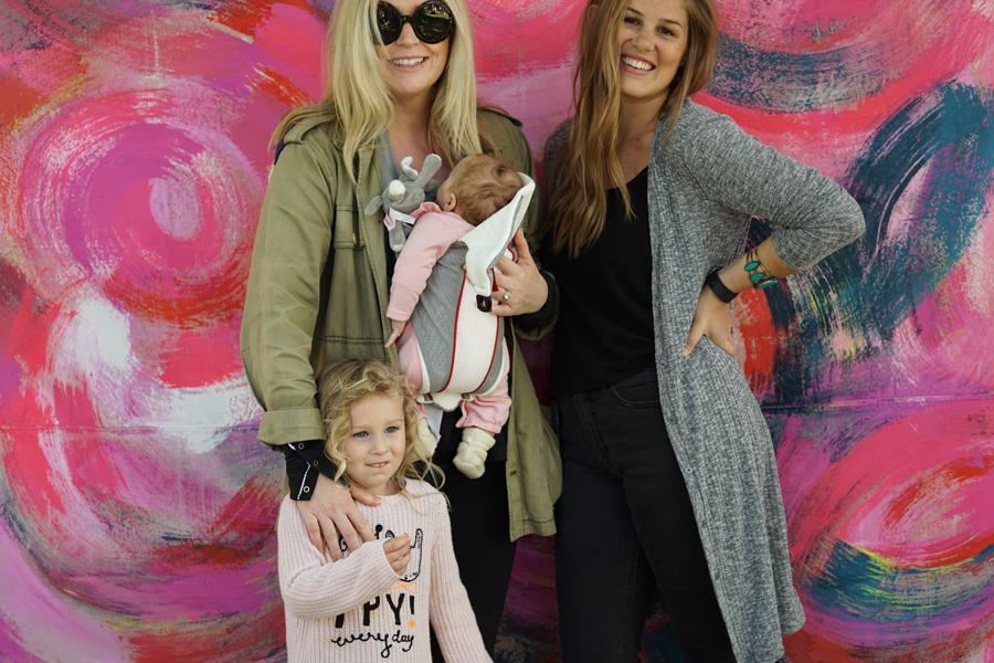 Dittamore Girls  , design duo specializing in one-of-a-kind finds.