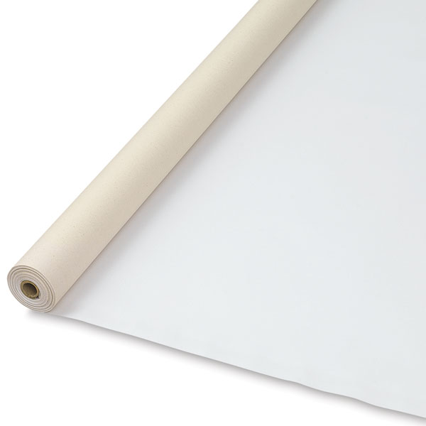 Canvas Roll (Trimmed to specified size/ ideal for matting+framing)