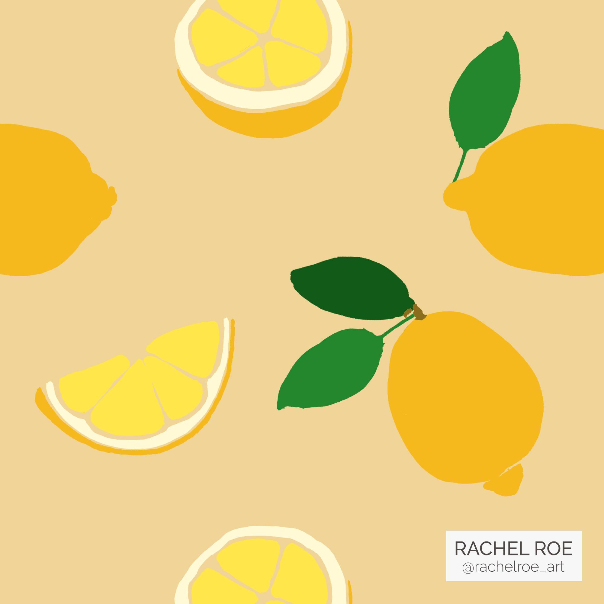 Lemon Illustration Pattern_Instagram_Rache Roe.jpg