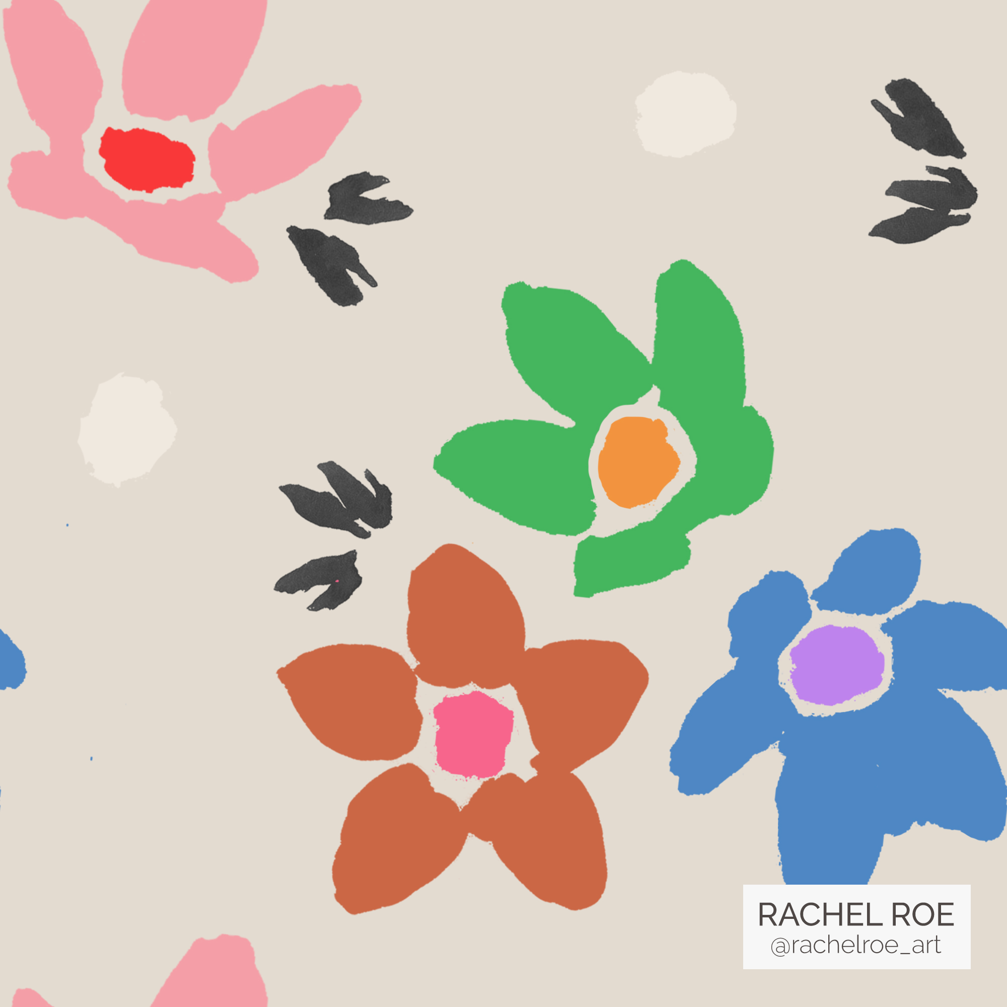 Multicolor Flower_Instagram_Rachel Roe.jpg